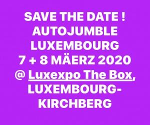 LOF Autojumble @ LUXEXPO The Box