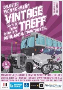Wonschstär Vintagetreff @ Mondorf-Les-Bains